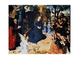 Adoration of the Shepherd  1476-1479