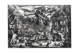 Tentation De St Antoine  C1615-1635