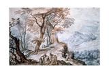 Passage Through Landscape  C1588-1625