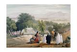 Tomb of Emperor Babur  Kabul  First Anglo-Afghan War 1838-1842