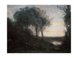 Evening  1850-1860S