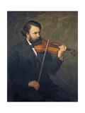 Doctor Joseph Joachim  1876