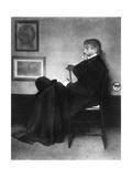 Thomas Carlyle  Scottish Essayist  Satirist  and Historian  C1873