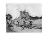 Notre Dame  C1870-1920
