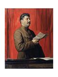 Portrait of Joseph Stalin  1933