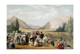 Surrender of Dost Mohammad Khan  Kabul  First Anglo-Afghan War  1838-1842