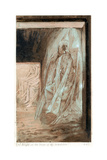 The Angel of the Lord on the Stone of the Sepulchre  1897
