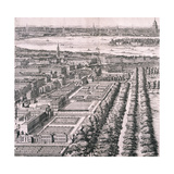 Panoramic View of London  1720