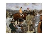 Horseracing  1888