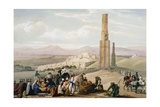Fortress and Citadel of Ghanzi  First Anglo-Afghan War  1838-1842
