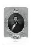 President Abraham Lincoln  American Politician  1862-1867