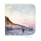 View of Hong Kong  7 December 1865