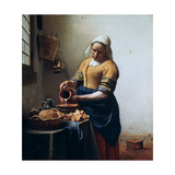 The Milkmaid  C1658