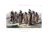 Aborigines of North America  1873