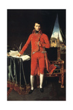 Napoleon Bonaparte as First Consul of France  1803-1804