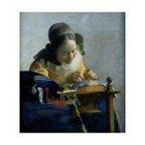 The Lace Maker  C1664