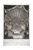 Wedding of Anne  Princess Royal  and William IV of Orange  St James's Palace  London  1733