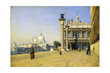 Morning in Venice  1834