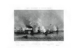 Battle of the 'Monitor' and the 'Merrimack  Hampton Roads  Virginia  9 March 1862 (1862-186)