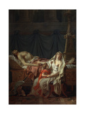 Andromache Mourns Hector  1783