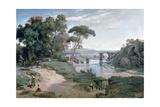 The Bridge at Narni  1827