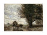 The Haycart  1865-1870