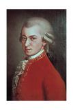 Wolfgang Amadeus Mozart  Austrian Composer  C1780