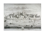 Tower of London  C1700