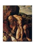 St Jerome  1543