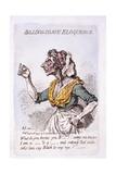 Billingsgate Eloquence  1795