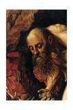 St Jerome  Detail  1543