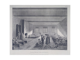 Women and Children in Bridewell's Hospital  London  1808