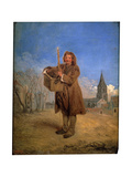 Savoyard with a Marmot  1716