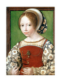 A Little Girl  C1520