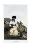 Toro-Mucho  Chief of a Band of Kioways  1856
