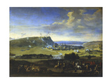 The Siege of Namur  Scene before the Final Attack  5 August 1695