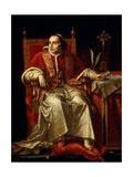 Portrait of Pope Pius VII  1817
