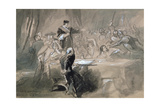 Arrest of Lord Hastings  C1856-1859