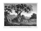 Childs Hill, Hampstead Heath, London, 1786 Giclée par John Peltro