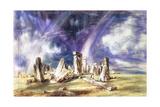 Stonehenge  C1835