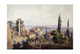 View of Constantinople and the Golden Horn  1835