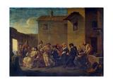 Carnival in Venice  17th Century