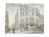 Long Acre  Westminster  London  1783