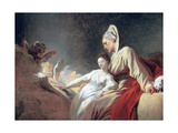 Education of the Virgin  C1773