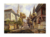 A Street in Constantinople  1835