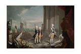 The Sons of Frederick II of Hesse-Kassel Landgrave  (1770-1829)