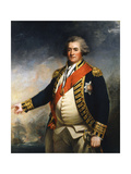 Admiral Lord Duncan  18th Century British Naval Commander