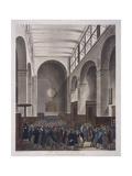 Stock Exchange  Bartholomew Lane  London  1809