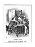 A Waiting Game  1886