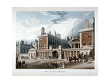 The Admiralty  Whitehall  Westminster  London  1818